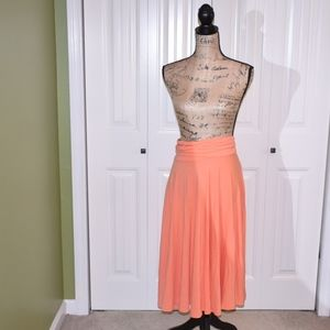 J. Crew Flowing Stretch Skirt Size M